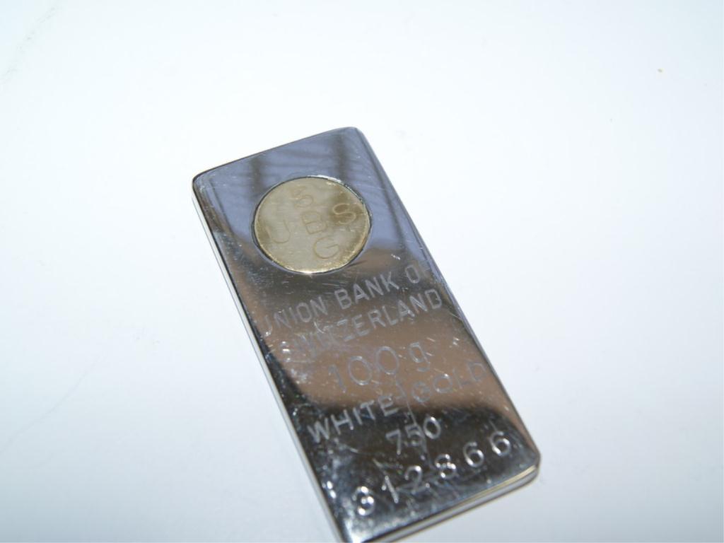 toronto gold 187 white gold alloy