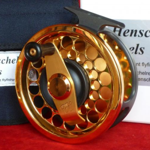 Gold Fly Reel