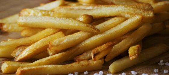 mcdonald's gold fries toronto