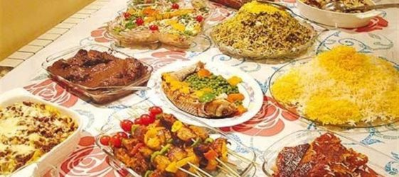 top 5 persian restaurants in toronto