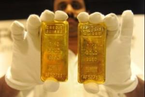 fake gold ingots