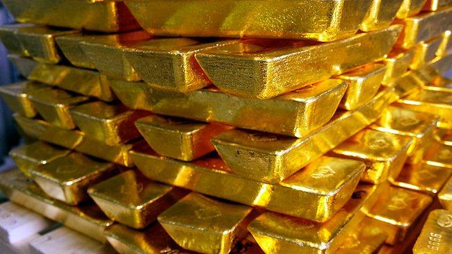 Cash and Gold Bullion