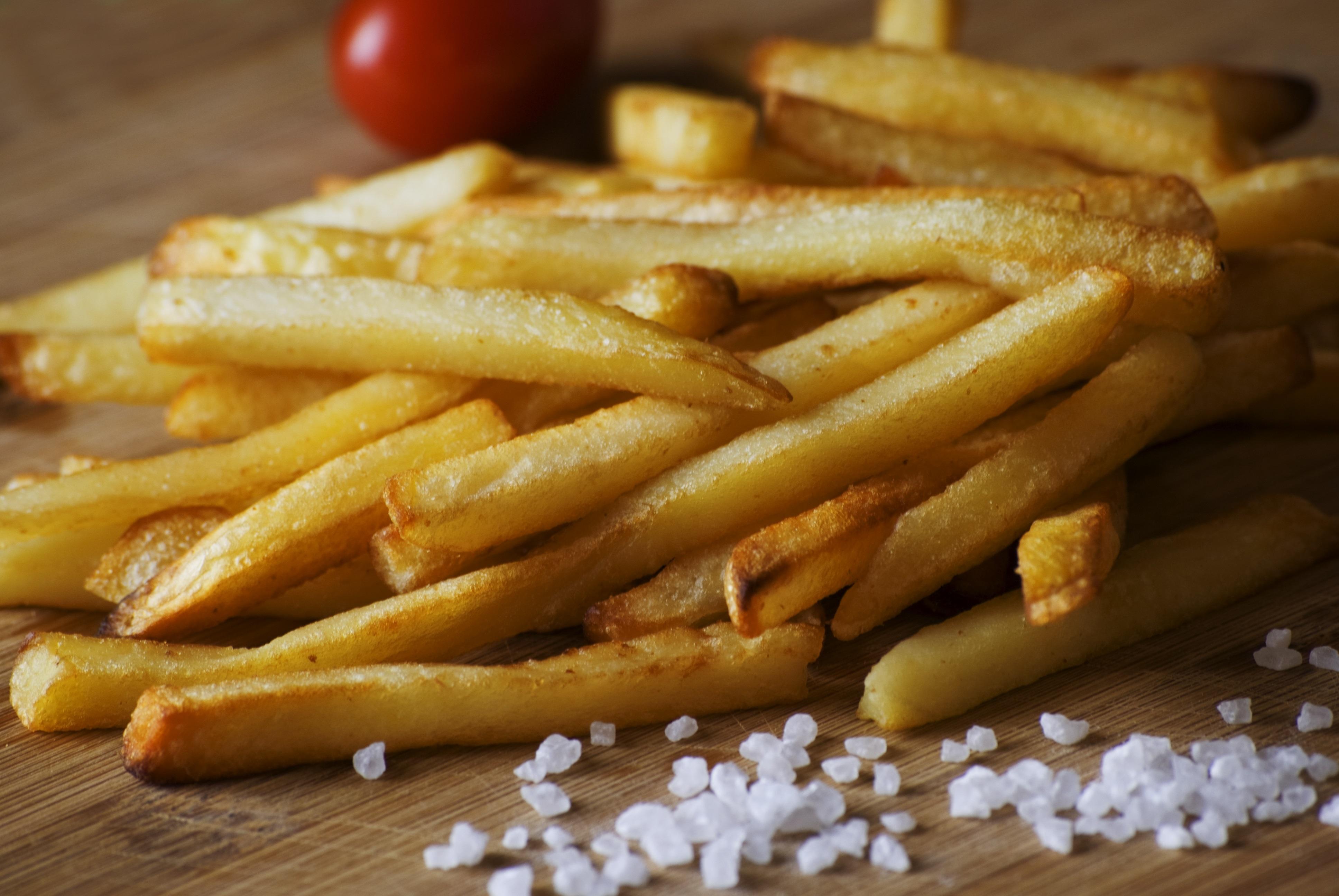 mcdonald's gold fries toronto