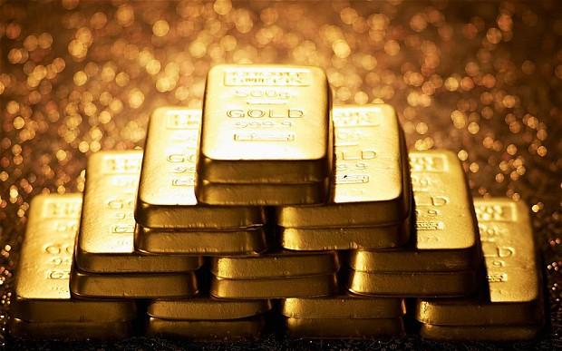 Gold Bars Toronto